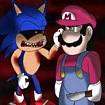 Mario vs. SONIC.EXE Game Online